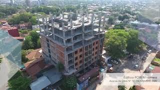 Avance de Obra mes de Noviembre 2020 - Edificio FORVM Herrera