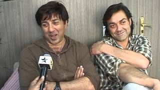 Interview with Sunny Bobby Deol
