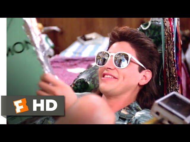 Teen Wolf Too (1987) - Stiles's Plan Scene (1/12)   Movieclips