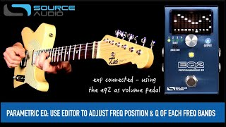 Source Audio EQ2