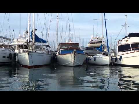 ANTIBES YACHT SHOW AU PORT VAUBAN