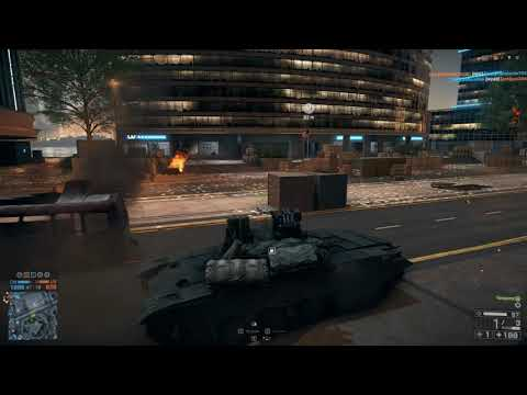 Bf4 [BDG]Tenyomz ,Dawnbreaker map, Tank MBT(Solo), 1200 Tickets, Fast Vehicle Respawn 114-6 K/D