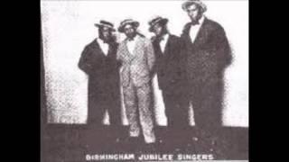 Birmingham Jubilee Singers - Goodbye My Alabama Babe (40406)
