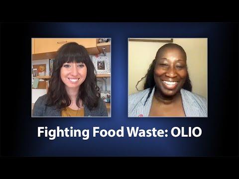 Fighting Food Waste: OLIO