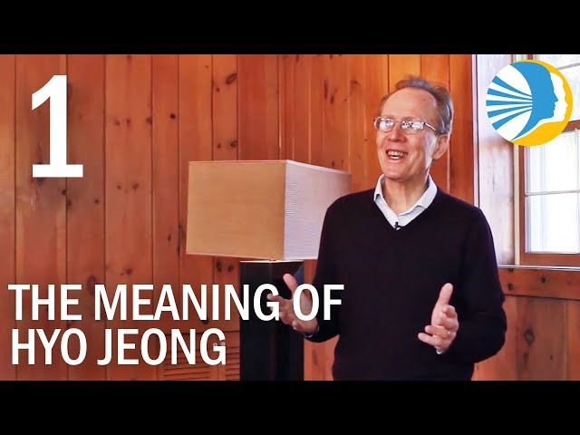 The Meaning of Hyo Jeong - Part 1: The Filial Heart Design
