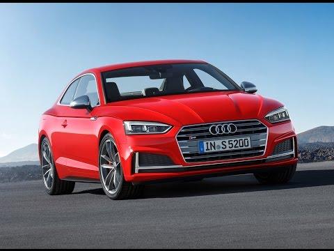 Audi A5 Coupé 2017 Car Review