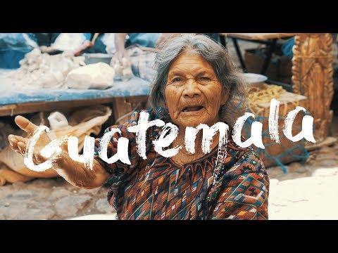 TRAVEL GUATEMALA 2018 | JADE MORSSINKHOF
