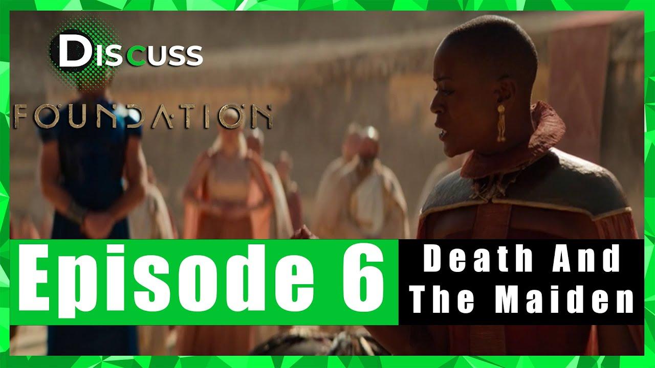 Download Foundation Episode 6 Recap/Review [Discuss Foundation]