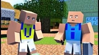 Download Video Upin & Ipin 2019 - Dah Besar ( Minecraft Animation ) MP3 3GP MP4