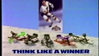 Brett Hull Noma Snow Racer 1994