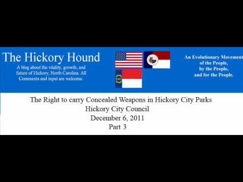 Concealed Carry in Parks 3