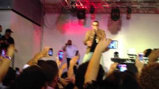 Daddy Yankee - Gasolina Live @ Ibiza NightClub (Washington Dc)(2012)