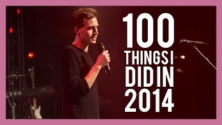 100 THINGS I DID IN 2014 Thumbnail