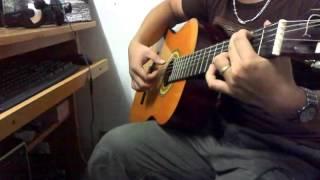 ABTL: Lắng nghe giọt nước mắt cover guitar (CĐ Thủy Lợi)