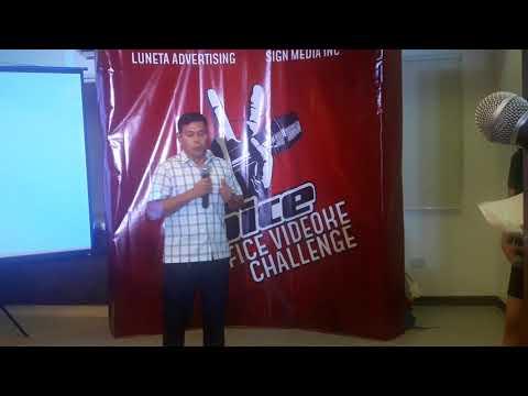 Videoke challenge 9