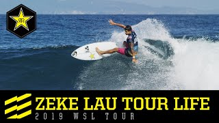 Zeke Lau | Tour Life