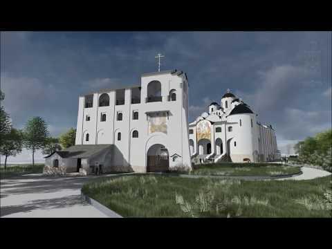 Помогите построить храм Преображения Господня
