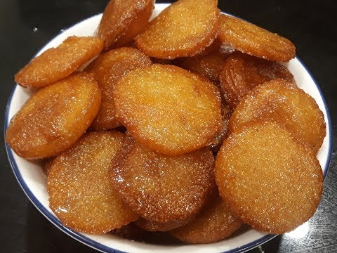 Enjoy Diwali with this Juicy Sooji Sweet | Rava Sweet Recipe | Indian Sweet Recipe