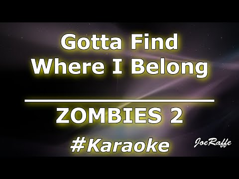 zombies-2---gotta-find-where-i-belong-(karaoke)