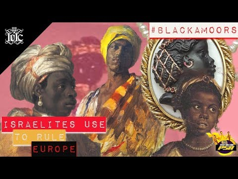 Patient Saints Radio: The Israelites Ruled Europe #Blackamoor #DarkAges