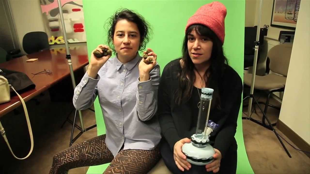 Download HIGH TIMES with Broad City