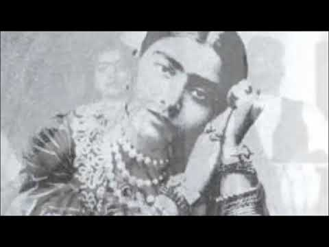Thumari By Gauhar Jaan Recordrd in 1905      YouTube 360p