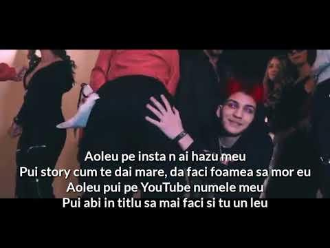 Abi - Rege pa Romania (versuri /lyrics)