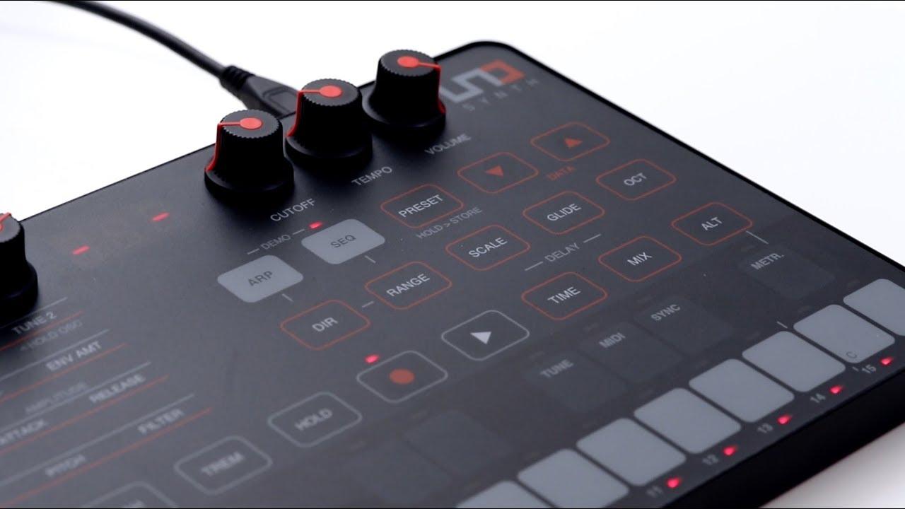 IK Multimedia - UNO Synth