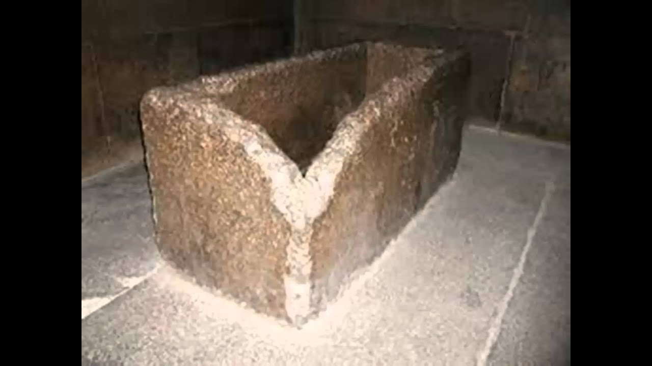 Great Pyramid: King's Chamber - YouTube