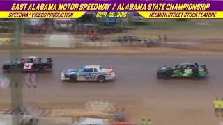 East Alabama Motor Speedway Street Stock Feature