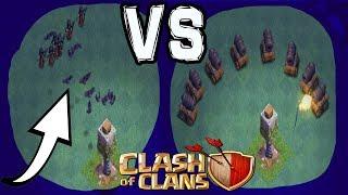 Machacador vs Todas las tropas-Taller constructor clash of clans-[KIPSCR7]
