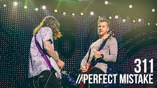 "311 performing ""Perfect Mistake"" live at Hammerstein Ballroom in Ne..."