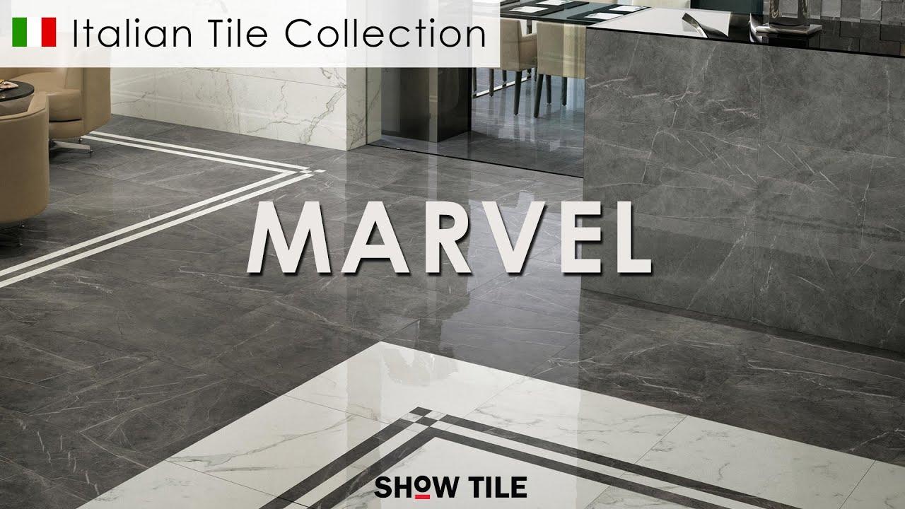 Atlas Marvel Calacatta Extra atlas concorde - marvel porcelain tiles | showtile