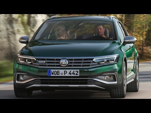 2020 Volkswagen Passat facelift  – Design, Interior and Drive