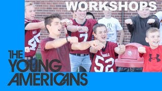 Gambar cover The Challenge | The Young Americans Performing Arts Workshop