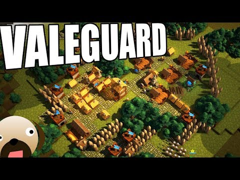 Valeguard - NEW MEDIEVAL REAL TIME STRATEGY GAME | Valeguard Game
