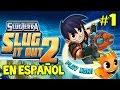 Bajoterra | Slugterra Slug it out 2 - NUEVO JUEGO DE BAJOTERRA | EN ESPAÑOL (Episodio 1)