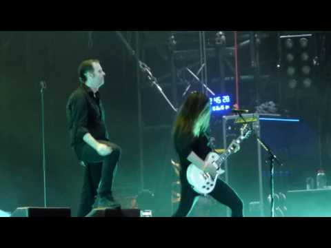 Blind Guardian The Script for My Requiem @ Wacken Open Air 05-08-2016