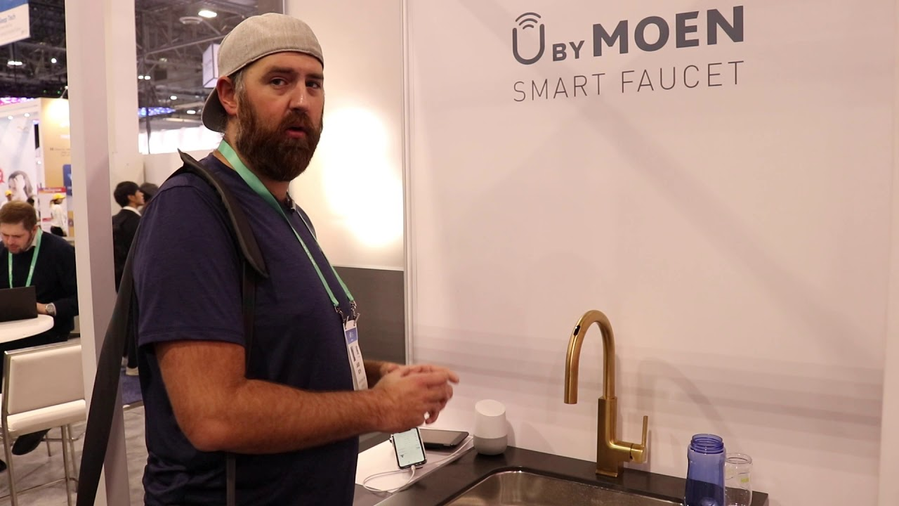 Ces 2020 Voice Activated Faucet Youtube