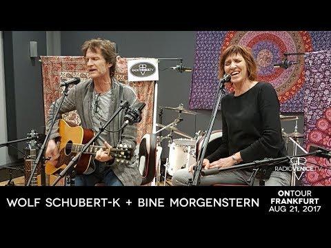 "Wolf Schubert-K + Bine Morgenstern ""All My Tears"" | Radio Venice on Tour | Frankfurt"