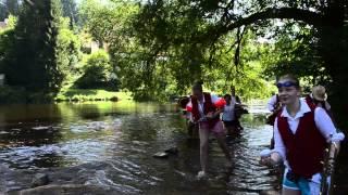 Cold Water Challenge 2014 - Halser Musikanten