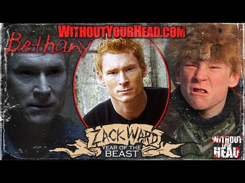 Without Your Head Podcast - Zack Ward interview on A Christmas Story, Freddy vs Jason and Bethany