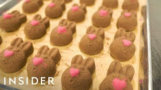 How Lush's Cocoa Sugar Scrub Is Made