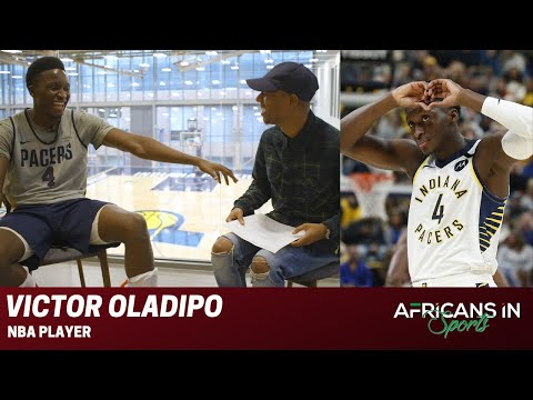 Victor Oladipo | Nigerian Roots, Relationship With His Father, and Teases New Music