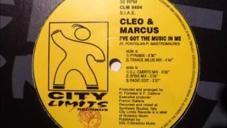 Cleo & Marcus - I