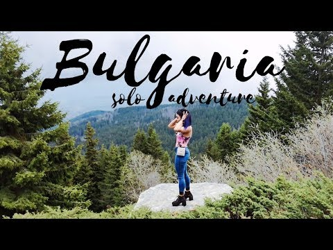 Sofia, Bulgaria 2017: Adventure Solo Travel | Sofia and Vitosha Mountain 2017