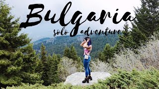 Sofia, Bulgaria 2017: Adventure Solo Travel | Sofia and Vitosha Mountain 2017 thumbnail