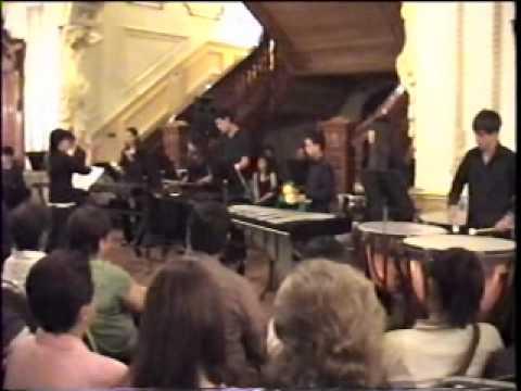 Mario Bros - Arr. Eder Gutierrez - Recital de perc...