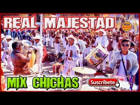 BANDA REAL MAJESTAD 2018 -.- │MIX CUMBIAS CHICHAS│░Crist-Jove Videos░