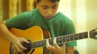 Tình yêu tìm thấy guitar solo cực hay